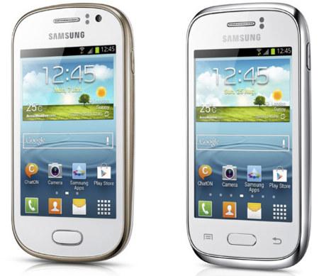Samsung Galaxy Fame y Galaxy Young