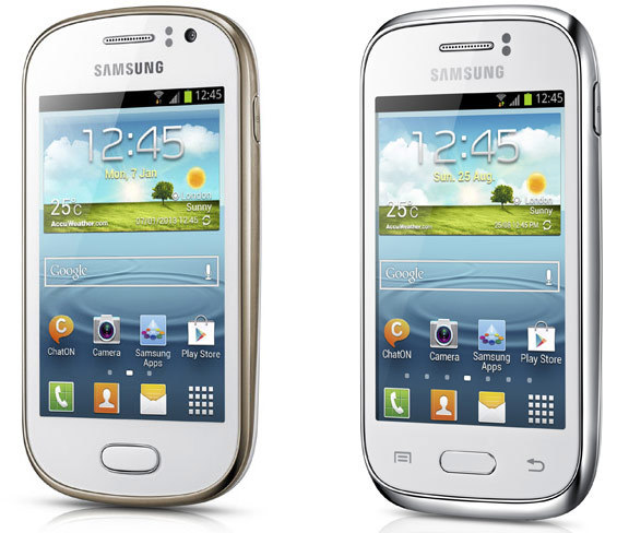 Samsung Galaxy Young y Fame