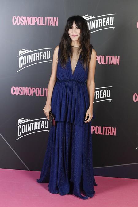 premios cosmopolitan 2017 alfombra roja look estilismo outfit Cantante Annie B