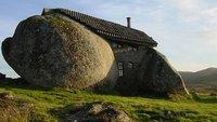 La casa que podría ser de Los Picapiedra