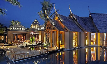 Hoteles bonitos: Trou aux Biches Resort & Spa en Isla Mauricio