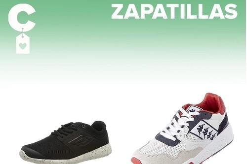 Chollos en tallas sueltas de zapatillas Umbro, Kappa o Etnies por 20 euros o menos en Amazon