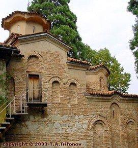 La Iglesia Boyana de Sofía abrirá en diciembre