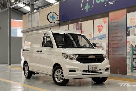 Chevrolet Tornado Van (lanzamiento)