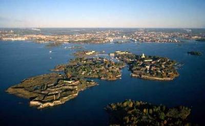 Suomenlinna: Una isla fortaleza en Helsinki