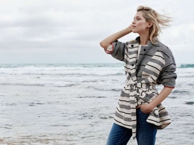H&M quiere inspirarte hasta para ir a la playa en primavera. ¿Cómo vestir?