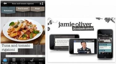 Cinco aplicaciones para cocinar con el iPhone