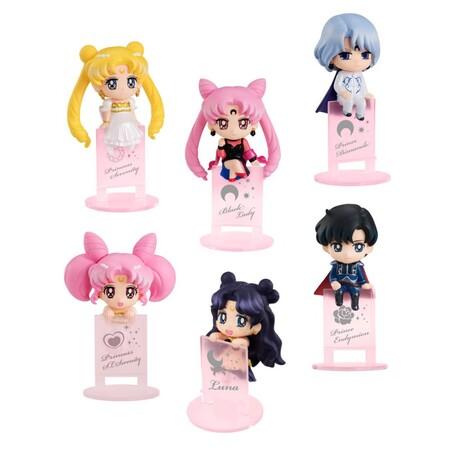 Figuritas Sorpresa Sailor Moon Night Day