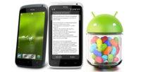 Jelly Bean 4.1.1 llega a los HTC One X y S españoles