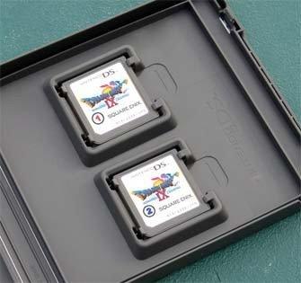 Dragon Quest IX vendrá en dos cartuchos