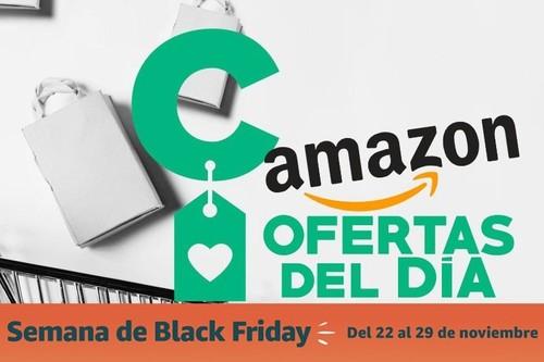 23 ofertas del día y selecciones en la Semana del Black Friday de Amazon en tecnología, hogar, bebés y más
