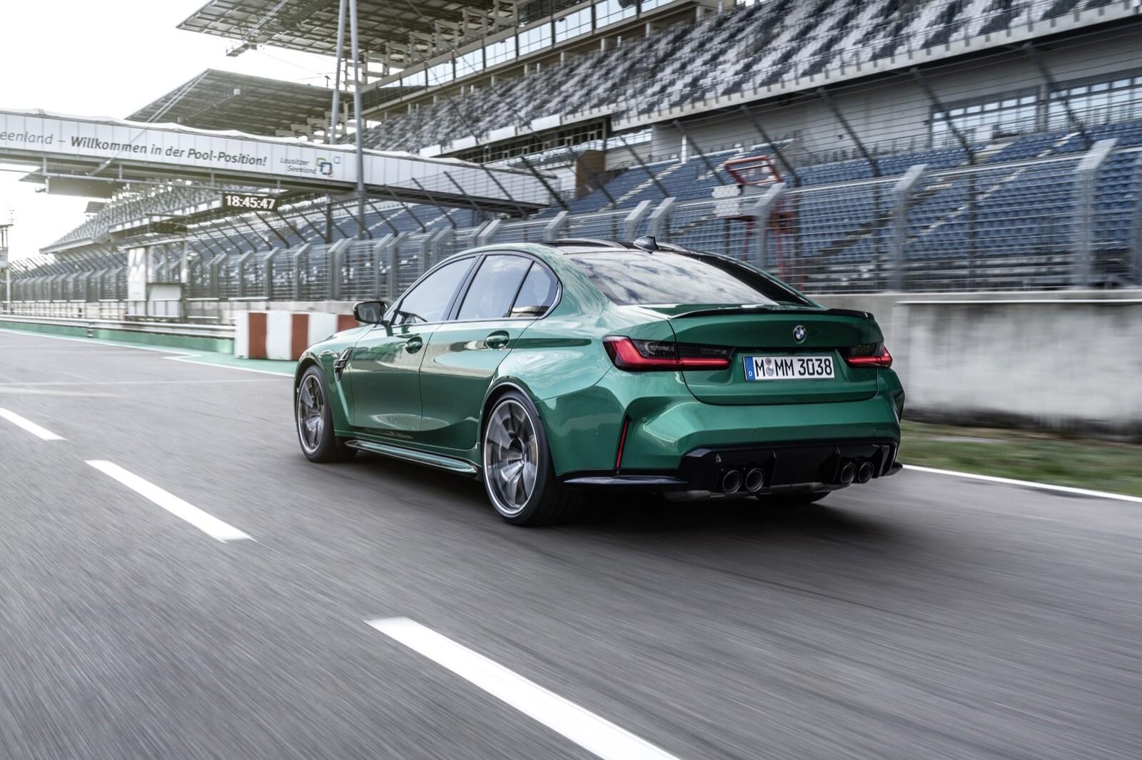 Foto de BMW M3 Competition 2021 (32/40)