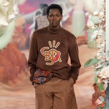 Las prendas más destacables del desfile de Dior primavera-verano 2022