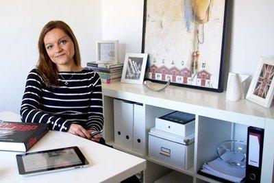 """""""El estilo nórdico ha conseguido atraer a los españoles por su simpleza, ligereza y luminosidad"""". Entrevistamos a Kati Sardiña, del blog Delikatissen"""