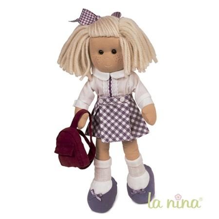 muñeca trapo marta