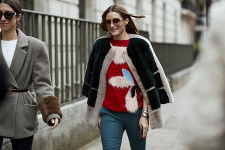 Pocas chicas brillan tanto como Olivia Palermo en las Semanas de la Moda