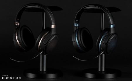 Audeze actualizará su auricular Mobius con la capacidad para detectar y ejecutar órdenes al mover la cabeza