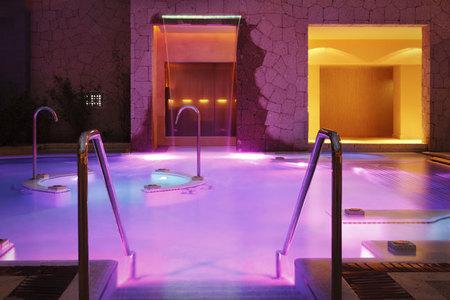 hidroterapia y sauna