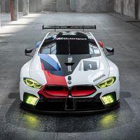 BMW M8 GTE, listo para competir en las 24 horas de Le Mans y también para salir a la calle