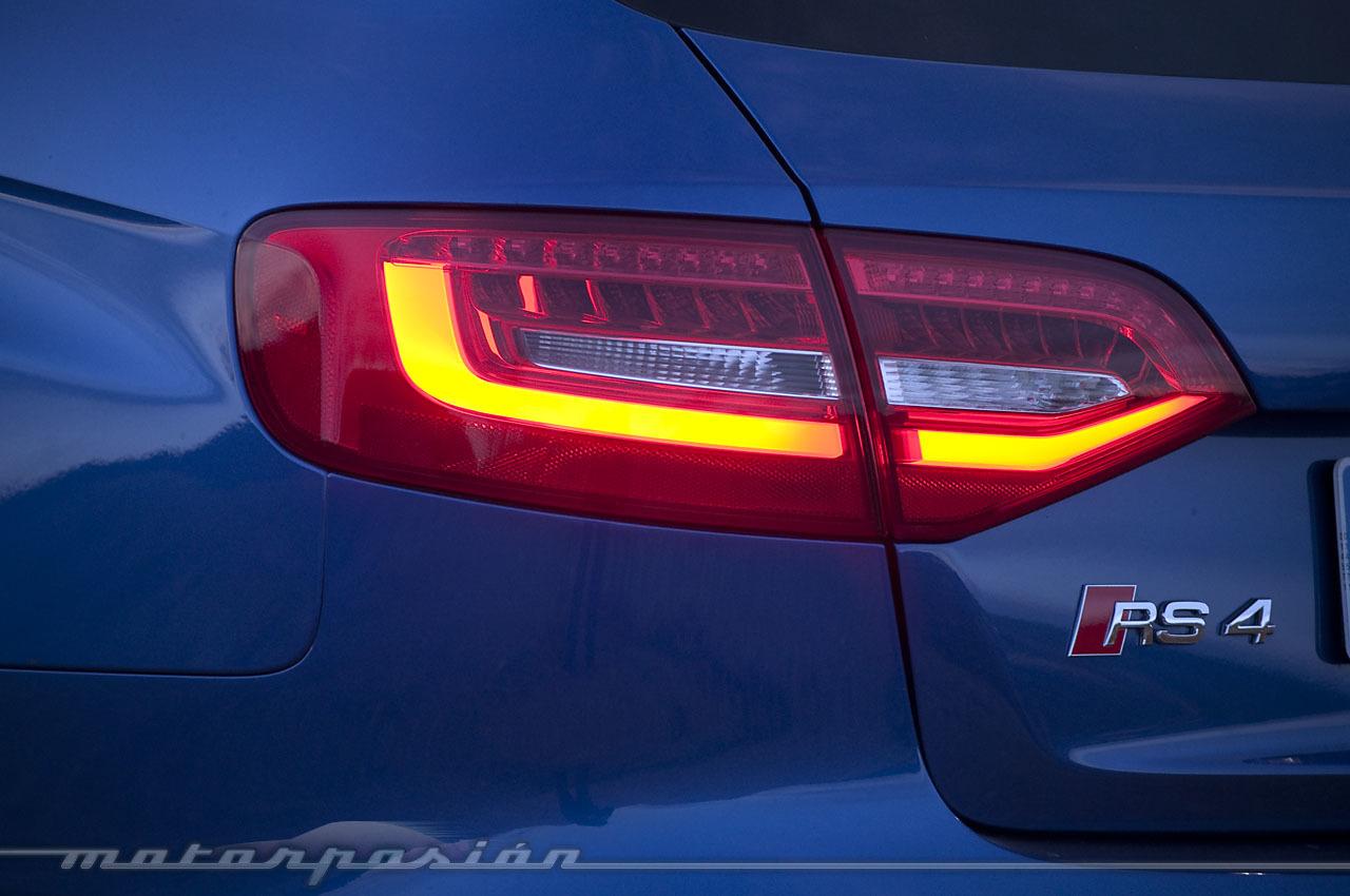Foto de Audi RS4 Avant (prueba) (15/56)
