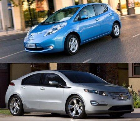 Nissan LEAF VS Chevrolet Volt: ventas en julio en EE.UU. (e histórico del año)