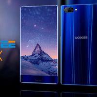 Doogee Mix, un smartphone con pantalla Amoled sin marcos, desde 148,90 euros y envío gratis