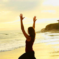 Controla el cuerpo mediante la respiración practicando Chi-Kung