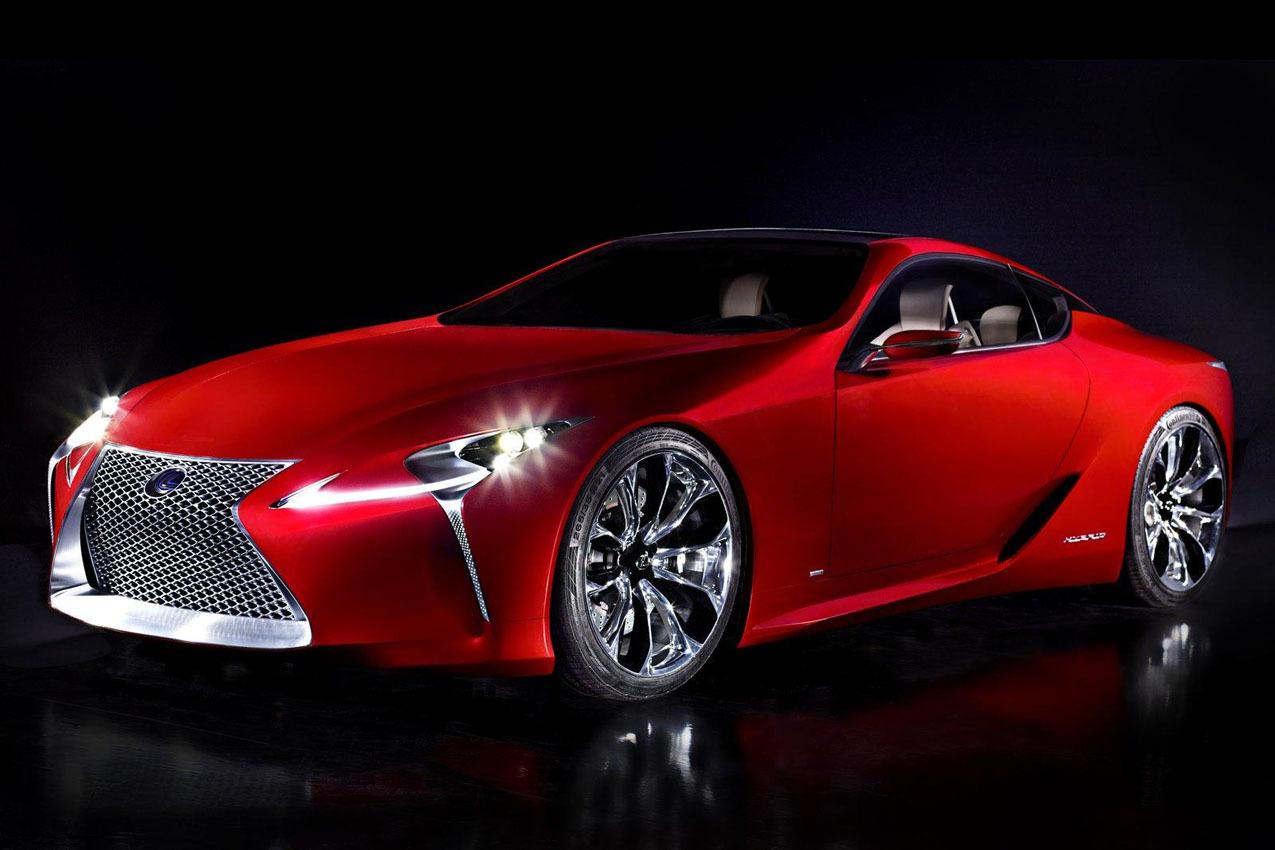 Foto de Lexus LF-LC Concept (9/27)