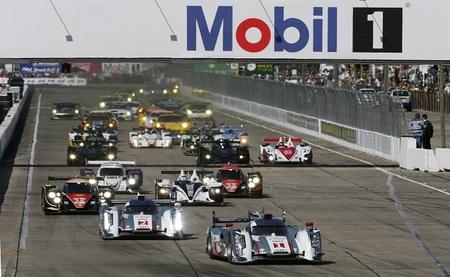 Exhibición de Audi en las 12 Horas de Sebring 2013