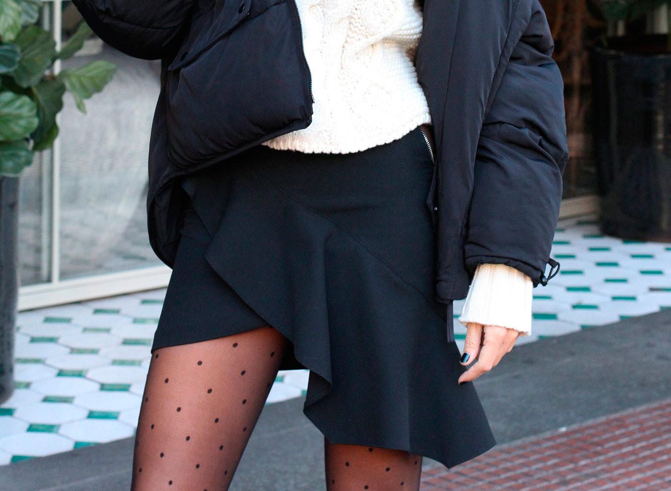 4d38f1501e Falda negra  21 looks para triunfar en el trabajo
