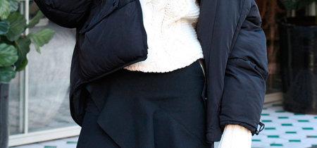 Falda negra: 21 looks para triunfar en el trabajo