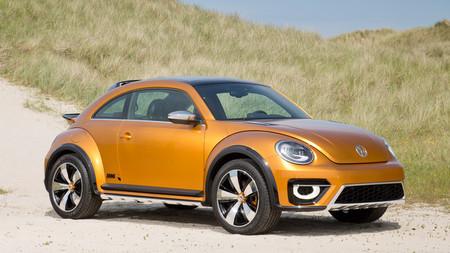 Volkswagen Beetle Dune Concept, casi listo para producción