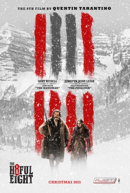 Tercer póster de The Hateful Eight