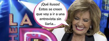María Teresa Campos prepara su vuelta a la televisión de la mano de este conocido humorista y presentador de televisión