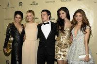 Los fashionistas de la semana: después de los Globos de Oro, hubo fiestorros