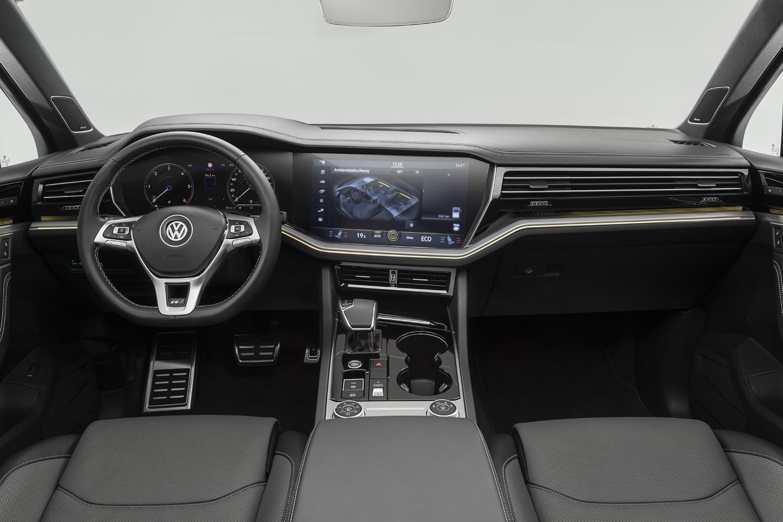 Foto de Volkswagen Touareg 2018 (72/87)