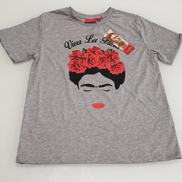 Cada vez que compras una camiseta de Frida Kahlo, sea de la marca que sea, este empresario español gana dinero