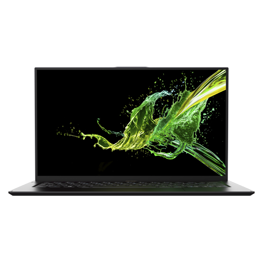 "Acer Swift 7 Pro: ordenador portátil ultrafino táctil con Windows 10 Pro, Intel Core i7 Dual-core a 1,50 GHz, pantalla de 14"" Full HD, 16 GB LPDDR3, 512 GB SSD. Varios colores"