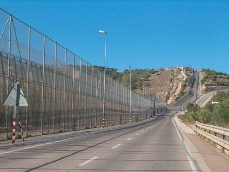 Verja De Melilla