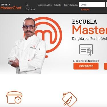 Llega la nueva Escuela MasterChef México: toma clases junto al chef Benito Molina y los chefs más reconocidos de México