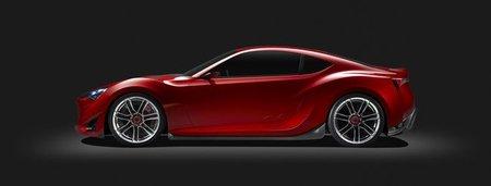 El Toyota FT-86 (y sus derivados) podrían desvelarse en el Salón de Tokio