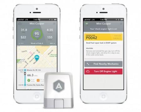 Automatic ya cuantifica el combustible que consume nuestro coche según nuestros hábitos