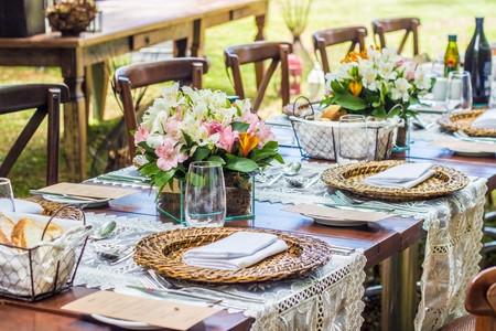 Mesas inspiradoras... Once ideas para organizar tus comidas y cenas de verano