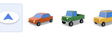 Cómo cambiar la flecha de Google Maps por un coche en iOS y Android