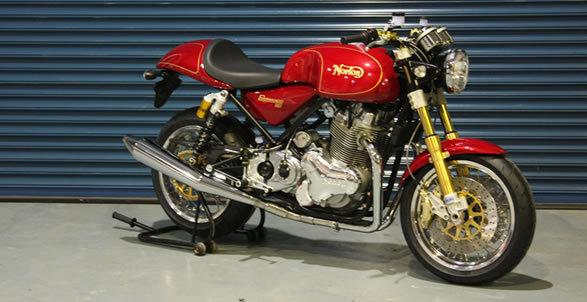 Foto de Norton Comando 961 SE, Cafe Racer y Sport (10/13)