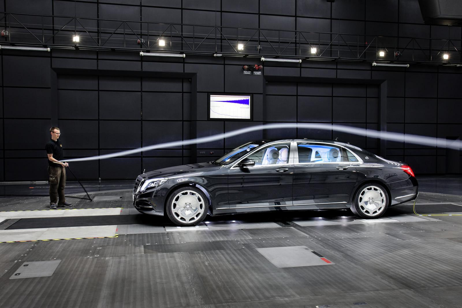Foto de Mercedes-Benz Clase S Maybach (32/38)