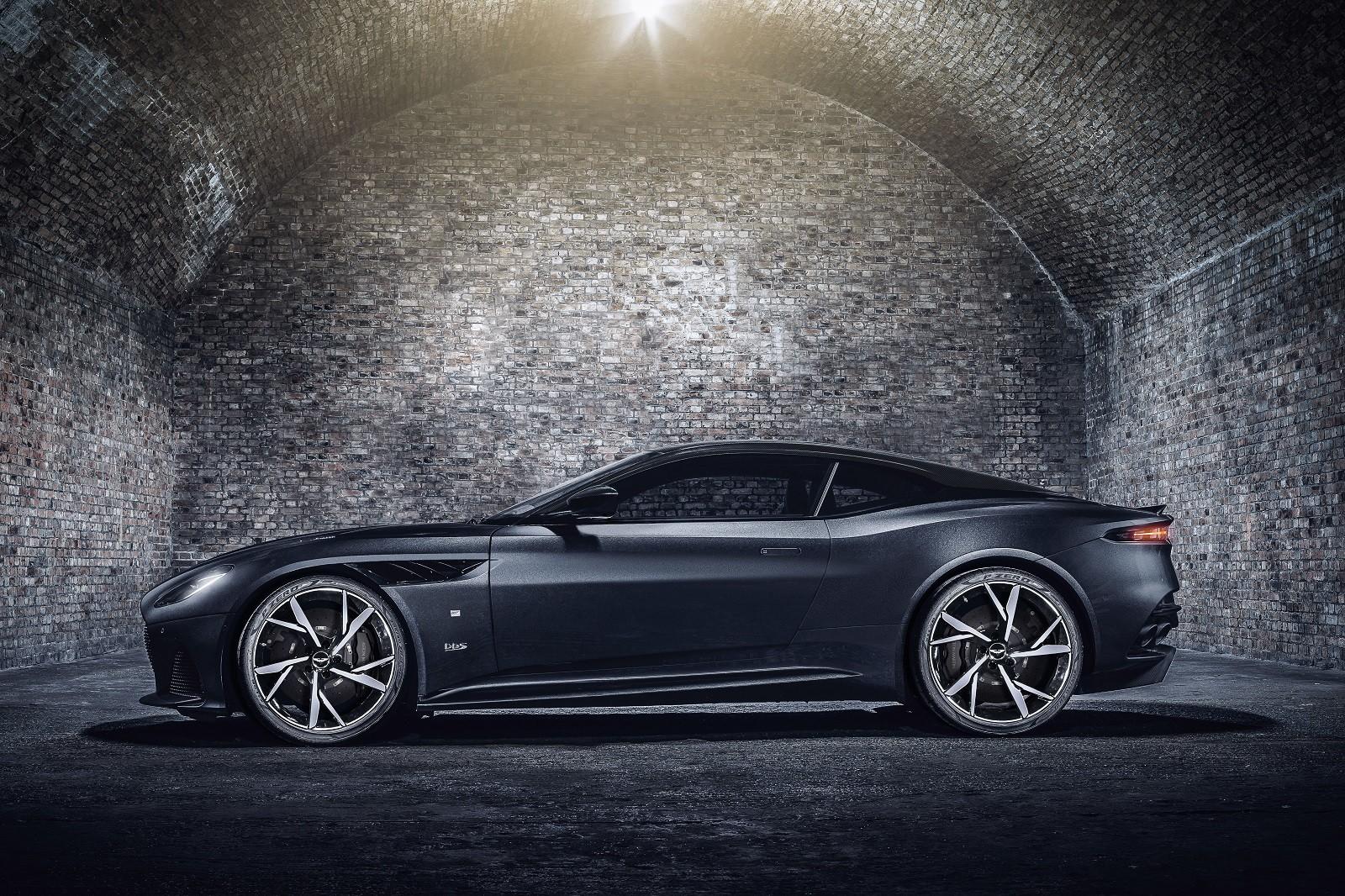 Foto de Aston Martin Vantage y DBS Superleggera 007 Edition (33/39)