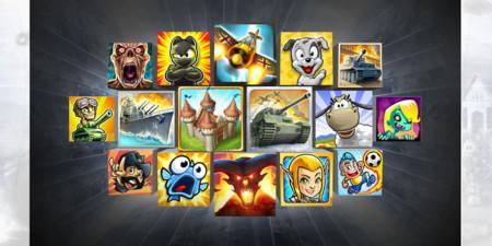 16 juegos para Android de HandyGames rebajados a 0,16 euros por su 16 aniversario