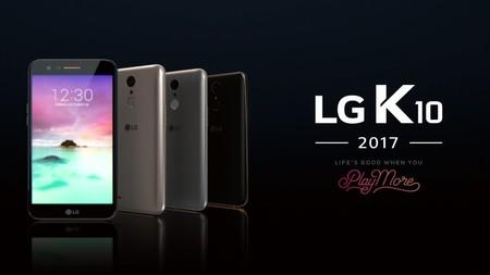 Otro más de LG y Telcel, el nuevo K10 2017 llega a México