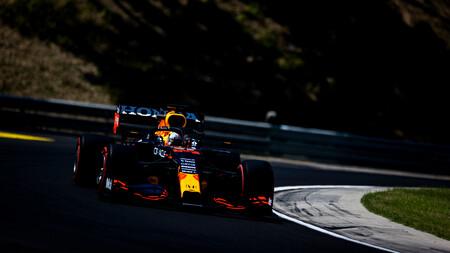 Verstappen Hungria F1 2021